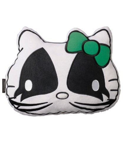 Medicom MLE KISS x HELLO KitTY Face Cushion The Catman 4530956306544