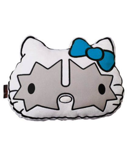 Medicom MLE KISS x HELLO KitTY Face Cushion The Spaceman 4530956306513