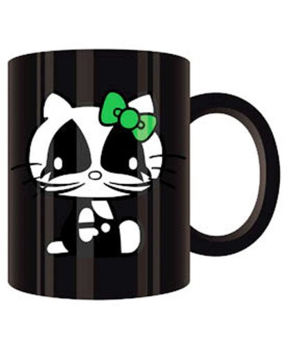 Medicom MLE KISS x HELLO KitTY Mug The Catman 4530956306902