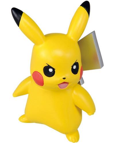 Takara Tomy Metakore Pokemon Pikachu Iron Tail Metal Figure 862253