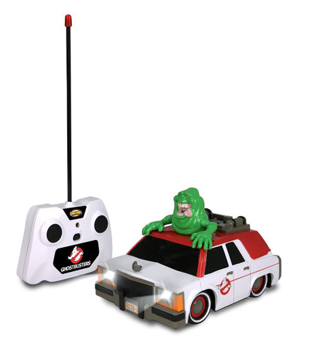 Doyusha 004432 Ghostbusters Latest Model ECTO 1 Deformed Type RC Car