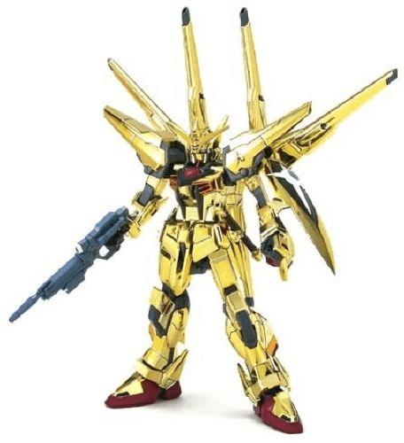 Bandai 410412 HG Gundam Seed Destiny Shiranui Akatsuki Gundam 1/144 Scale Kit