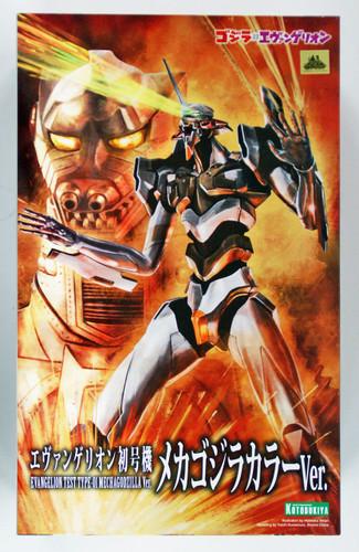 Kotobukiya KP425 Godzilla VS. Evangelion EVA Unit 01 Mechagodzilla Color Ver. Non Scale