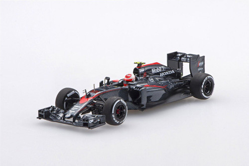Ebbro 45329 McLaren Honda MP4-30 Japan GP No.22 Jenson Button 1/43 Scale