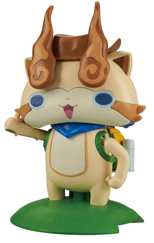 Bandai Yo-Kai Watch 18 KK Brothers K Jiro Plastic Model Kit
