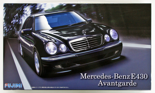 Fujimi RS-74 Mercedes-Benz E430 Avant-Garde 1/24 Scale Kit 126470