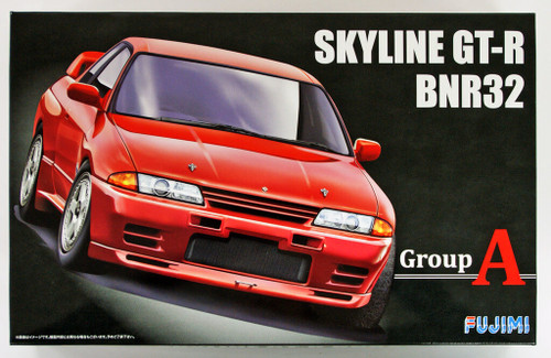 Fujimi ID-250 Nissan R32 Skyline GT-R Group A 1/24 Scale kit