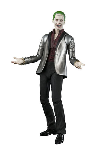 Bandai 112105 S.H. Figuarts Joker (Suicide Squad) Figure