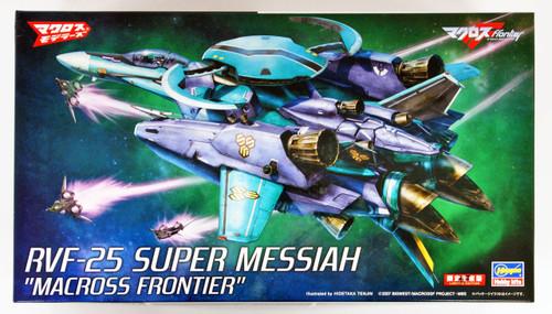 "Hasegawa Macross 65834 RVF-25 Super Messiah ""Macross F"" 1/72 scale kit"