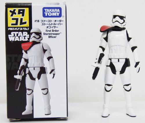 Takara Tomy Disney Star Wars Metakore Metal Figure #18 Stormtrooper 860938