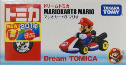 Takara Tomy Dream Tomica 164 Mario Kart 8 Mario 808589