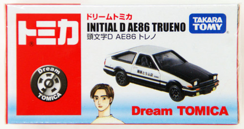 Tomy Dream Tomica Initial D AE86 Trueno 486466