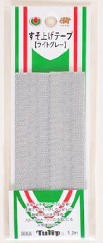 Tulip SO-071 Hemming Tape Light Gray (2.3mm x 1.2m)