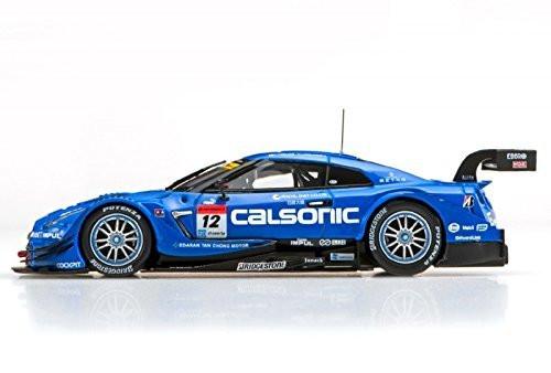 Ebbro 45381 GT-R SUPER GT GT500 2016 Rd.1 Okayama CALSONIC IMPUL No.12 1/43 scale
