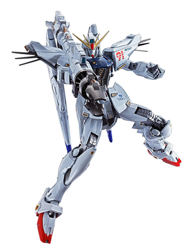 Bandai METAL BUILD Gundam F91 Action Figure
