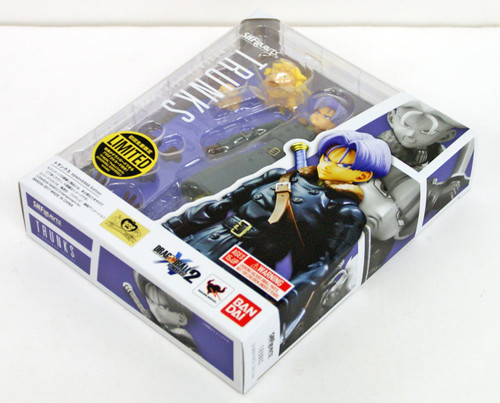 Bandai 143390 S.H. Figuarts Dragon Ball Trunks XENOVERSE Edition Figure