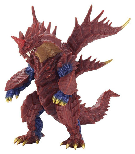 Bandai Ultraman Ultra Monster DX Maga-Orochi Figure (4549660086499)
