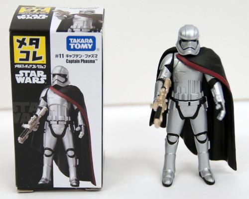 Takara Tomy Disney Star Wars Metal Figure #11 Captain Phasma 4904810841692