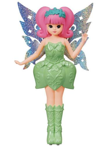 Takara Tomy Fairy Licca Chan Green (841944)