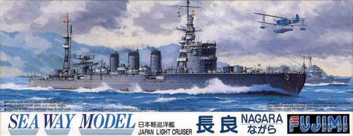 Fujimi SWM08 IJN Japanese Light Cruiser Nagara 1/700 Scale Kit