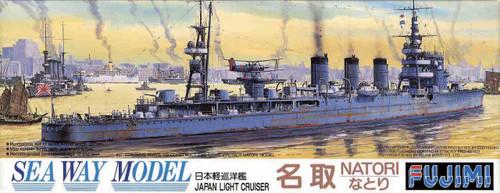 Fujimi SWM10 IJN Japanese Light Cruiser Natori 1/700 Scale Kit