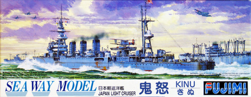 Fujimi SWM11 IJN Japanese Light Cruiser Kinu 1/700 Scale Kit