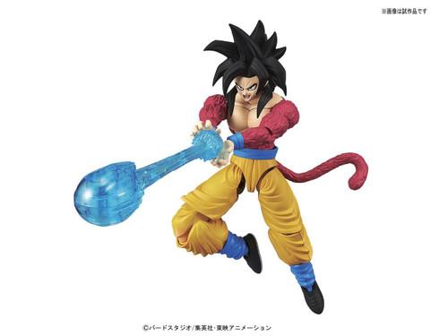 Bandai Figure-Rise Standard 144977 SUPER SAIYAN 4 SON GOKU Plastic Model Kit