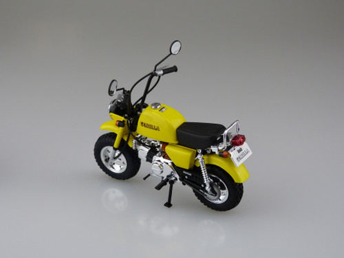 Aoshima Naked Bike 25 Honda Gorilla Custom Takegawa Version2 1/12 Scale Kit