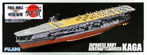 Fujimi FHSP-16 IJN Aircraftcarrier Kaga Full Hull Model 1/700 scale kit