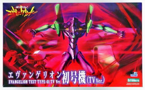 Kotobukiya 107902 KP410 Neon Genesis Evangelion Unit 01 TV Ver. Non-scale kit