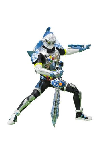 Bandai 128809 S.H. Figuarts Kamen Masked Rider Ex-Aid Brave Quest Gamer Level 2 non-scale Figure 4549660128809