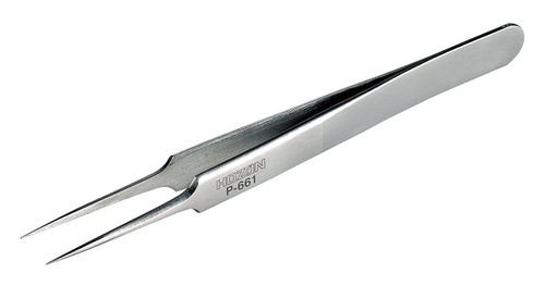 Hozan P-661 FULLY NON MAGNETIC TWEEZERS