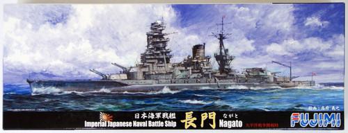 Fujimi TOKU-29 IJN BattleShip Nagato 1/700 Scale Kit