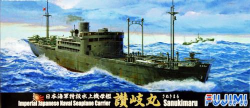 Fujimi TOKU-38 IJN Seaplane Carrier Sanukimaru 1/700 Scale Kit