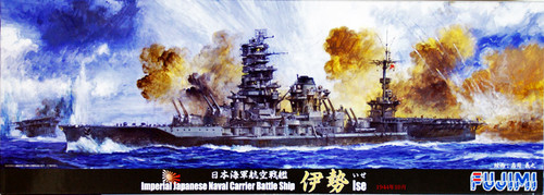 Fujimi TOKU-39 IJN Carrier BattleShip Ise 1/700 Scale Kit
