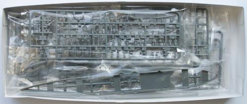 Fujimi TOKU-40 IJN Heavy Cruiser Chikuma 1/700 Scale Kit