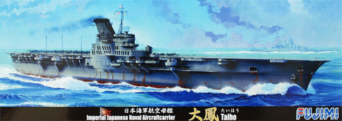Fujimi TOKU-42 IJN Aircraft Carrier Taiho 1/700 Scale Kit