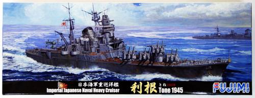 Fujimi TOKU-44 IJN Heavy Cruiser TOne 1945 1/700 Scale Kit