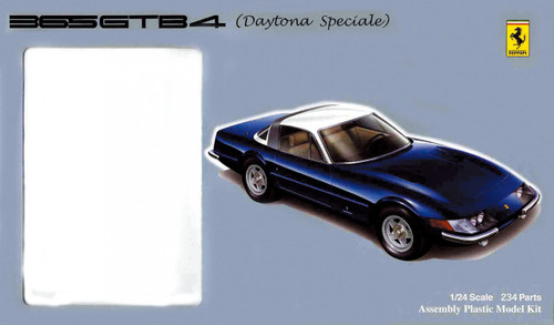 Fujimi EM41 Ferrari 365GTB4 Daytona Special 1/24 Scale Kit