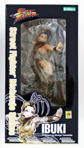 Kotobukiya SV158 Street Fighter Bishoujo Ibuki 1/7 Scale Figure