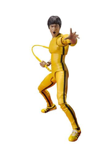 Bandai S.H. Figuarts Bruce Lee Yellow Track Suit Figure