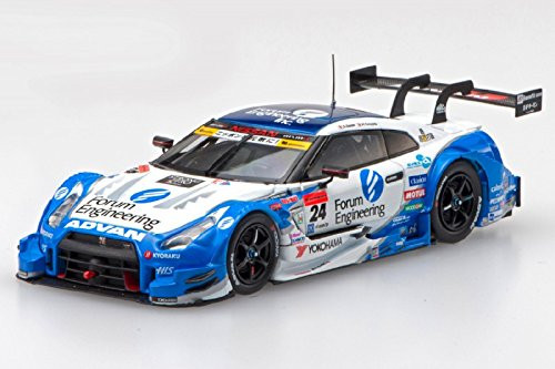 Ebbro 45400 Forum Engineering ADVAN GT-R SUPER GT GT500 2016 Rd.2 Fuji 1/43 Scale