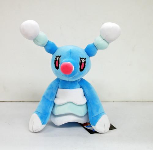 Pokemon Center Original Plush Doll Brionne (Oshamari)
