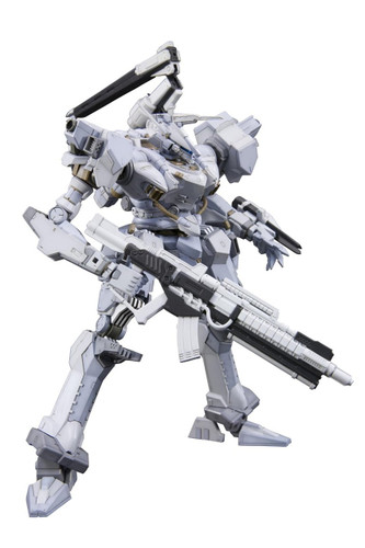 Kotobukiya VI066 Armored Core 4 Ver. Aspina White Glint 1/72 Scale Kit