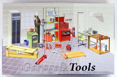 Fujimi GT02 115054 Tool 1/24 scale kit