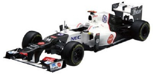 Fujimi GP20 Sauber C31 (Japan/ Spain/ Germany GP) 1/20 scale kit