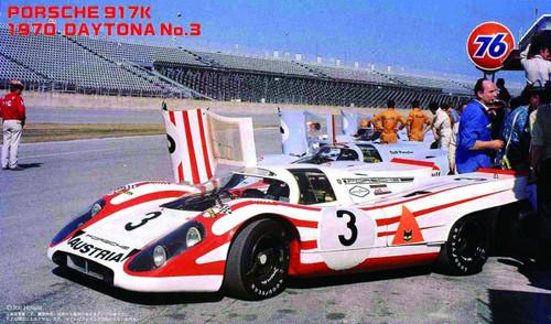 Fujimi HR33 Porsche 917K 1970 Daytona No.3 1/24 Scale Kit