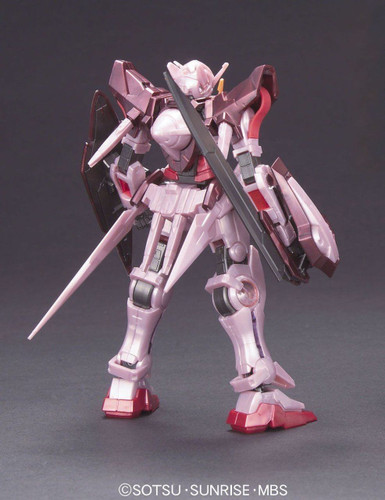 Bandai HG OO 31 GN-001 GUNDAM EXIA (TRANS-AM MODE) 1/144 scale kit