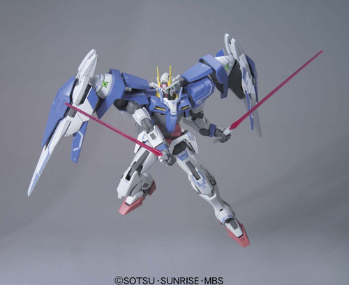Bandai GUNDAM OO 587534 OO RAISER DESIGNER'S COLOR Ver. 1/100 Scale Kit