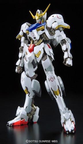 Bandai Iron-Blooded Orphans Hi-Resolution Model GUNDAM BARBATOS 1/100 scale kit  060079